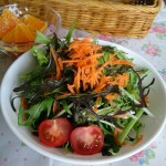コーラルリーフのサラダ