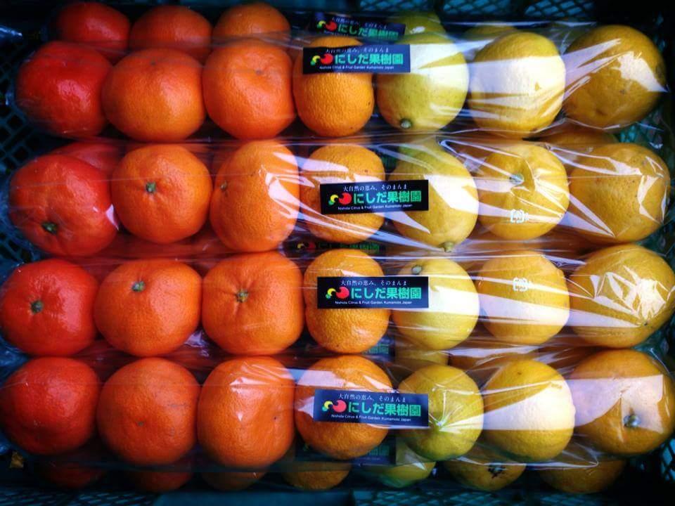 にしだ果樹園 商品