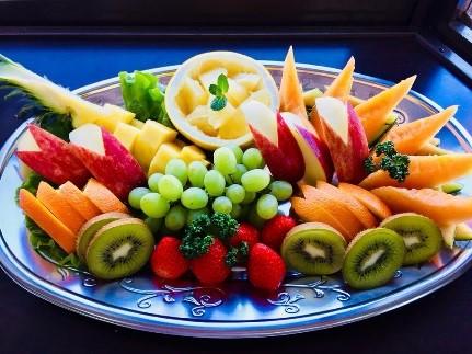 フルーツ盛合わせ